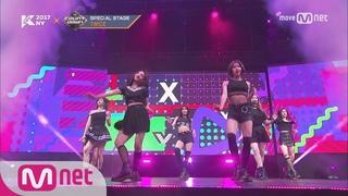 [KCON NY] TWICE - Bad Girl Good Girl+Nobody+Honey ㅣ KCON 2017 NY x M COUNTDOWN 170706