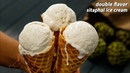 Sitaphal Ice Cream - Naturals type Homemade Custard Apple Icecream - CookingShooking