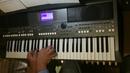 И.С.Бах. Токката ре минор BWV 565. Орган. Синтезатор Yamaha PSR-s670