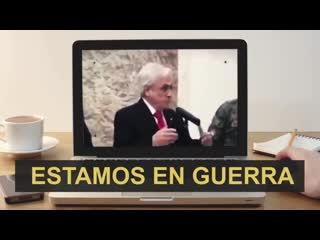 """Chile, """"la suiza de américa latina"""" se cae a pedazos ¿qué pasa? el pueblo se cansó de todo esto"""