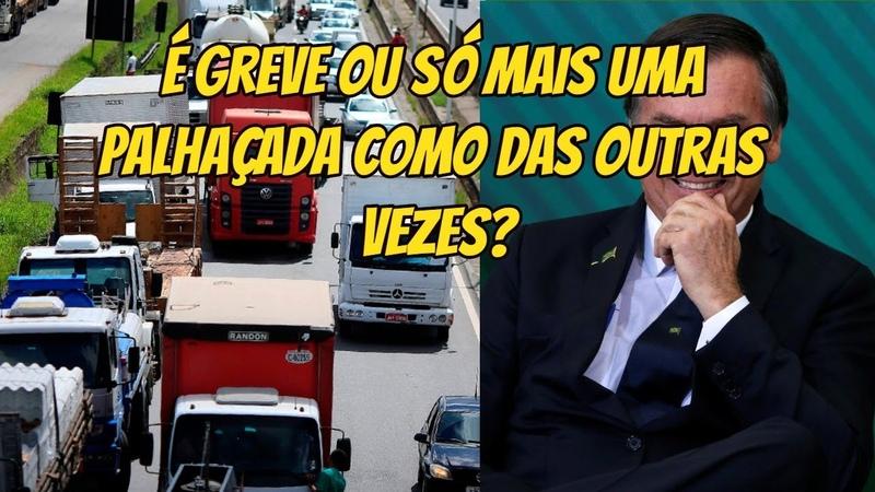Líder dos caminhoneiros autônomos da Baixada Santista anuncia paralisação para segunda Será