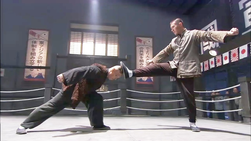 Martial arts competition in prison! The champion will be released!Cheetah soldier 21