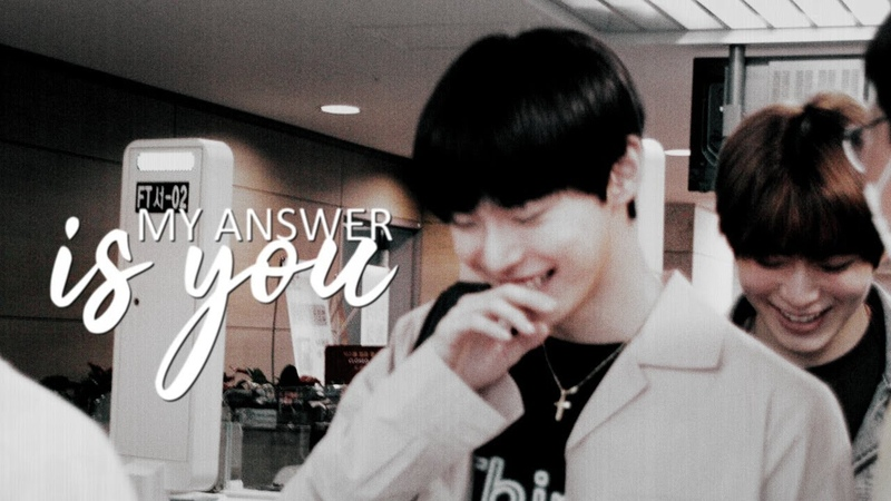 Jaehyun my answer is you.