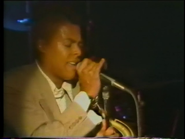 Fishbone Mississippi Nights St Louis Mo 11 5 86 xfer from master VHS off studio Umatic