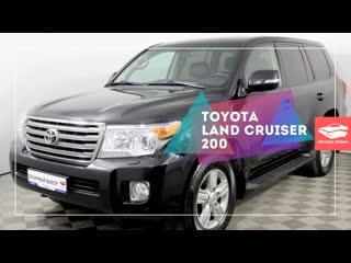 Toyota Land Cruiser 200, 2015 года выпуска!