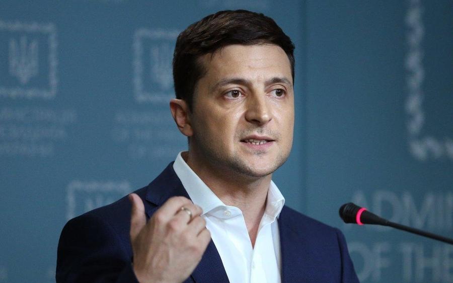 Зеленский дал ответ на претензии Геращенко к «новой власти»