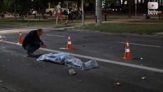 У Білій Церкві водій на смерть збив чоловіка і втік з місця події