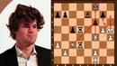 Stunning Macho Grob King Walk Magnus Carlsen DrNykterStein vs GM Vahap Sanal BlueGreenSun