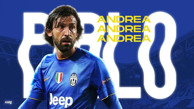 Just How Good Was Andrea Pirlo For Juventus
