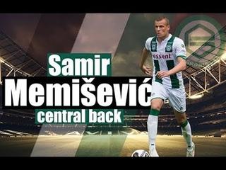 Samir Memišević ● FC Groningen ● Central Back ● Highlights