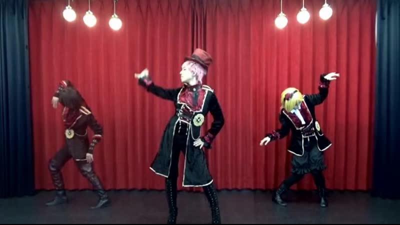 【あんスタ】旧Valkyrieでマリオネットラヴァーズを踊ってみた【コスプレ】 360 x 640 sm35872683