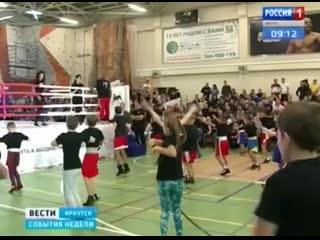 Девочка из Ангарска попала в десятку юных боксеров, которых взял в команду Рой Джонс-младший