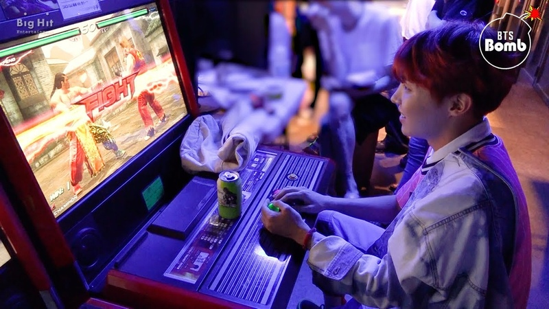 BANGTAN BOMB BTS' exciting Game room 2 BTS 방탄소년단