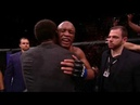 UFC 237: Jared Cannonier and Anderson Silva Octagon Interview