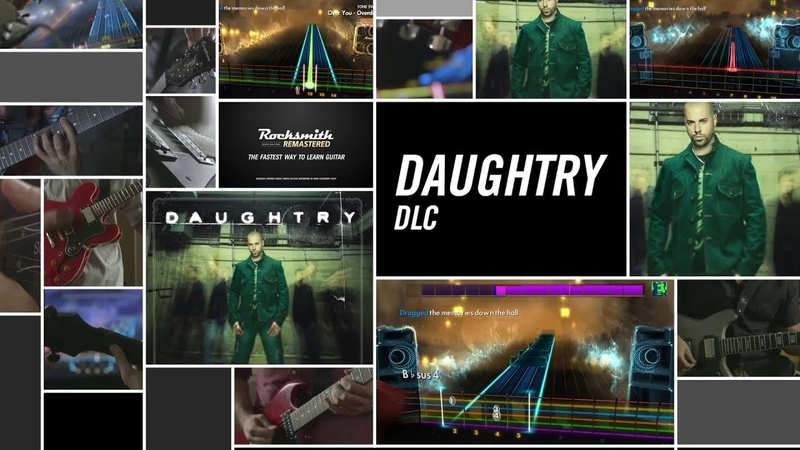 Daughtry Song Pack - Rocksmith 2014 Edition Remastered DLC