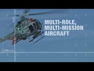 Многоцелевой разведывательно-ударный вертолёт Bell 407GT