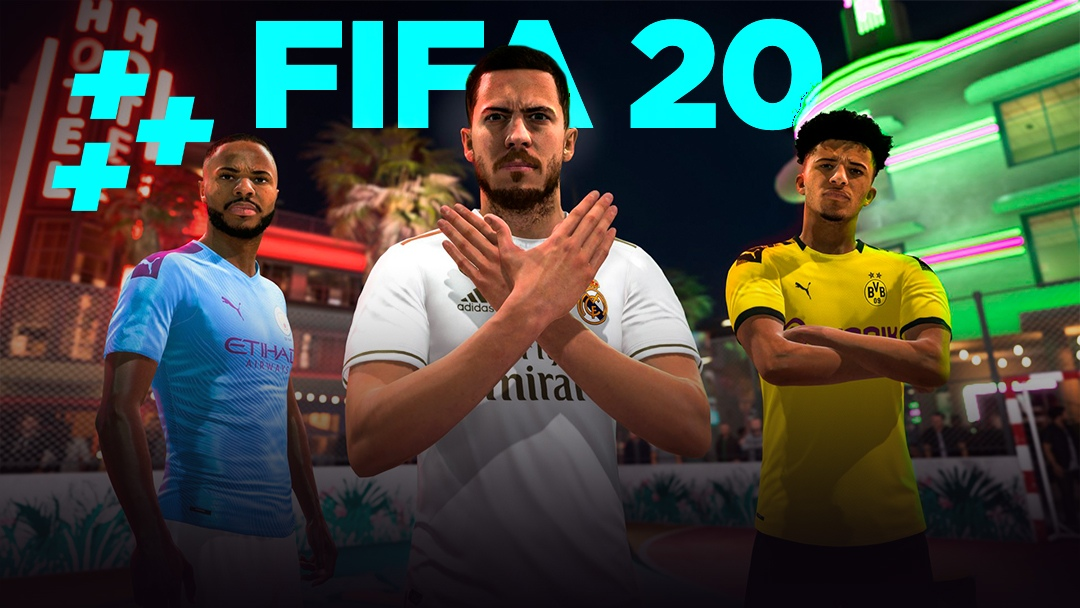 В сеть слили подробности о FIFA 20. EA Sports отвечают Konami