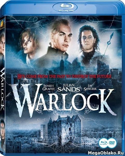 Чернокнижник / Warlock (1988/BDRip/HDRip)