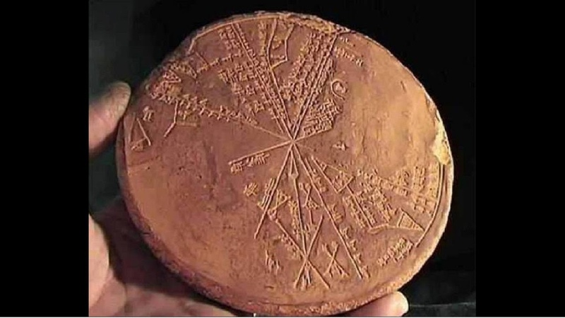 Найден Тайный календарь катастроф Там зашифрованное послание пришельцев и некое место на Земле