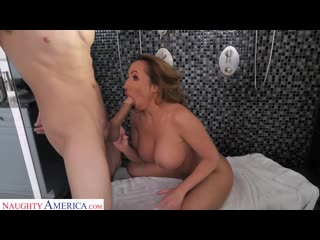 Richelle Ryan Soaps Up With Friends Husband - Porno, All Sex MILF Big Tits Ass Cheating Creampie, Porn, Порно