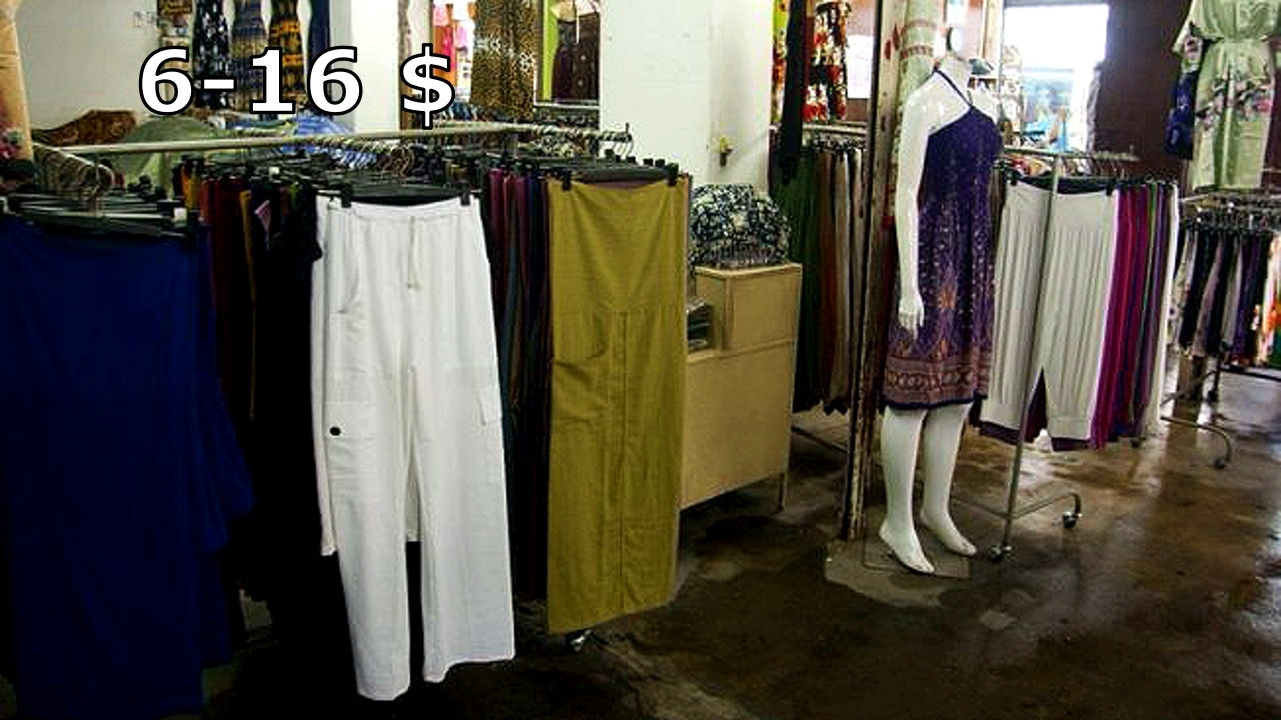 Цены на одежду и сувениры в Таиланде (фото). X91nkJ_qYHY