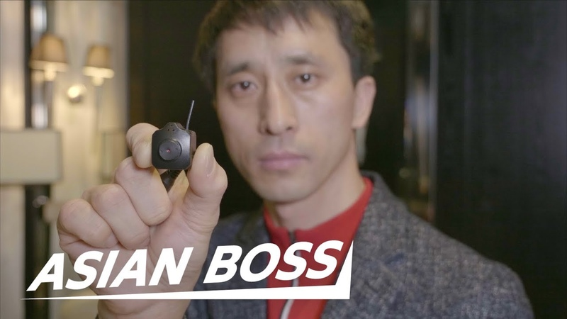 Korea's No.1 Spy-Cam Hunter On A Mission To Stop Illegal Porn | EVERYDAY BOSSES 6