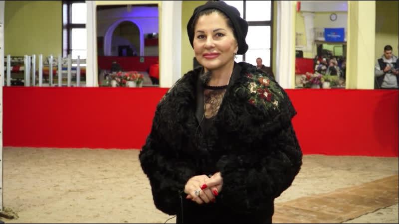 Марина Сечина о турнире в КСК Измайлово