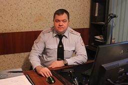 Новый начальник районного отдела ГИБДД вступил в должность