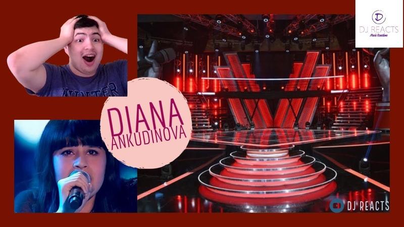 Reacting to Diana Ankudinova WICKED GAME