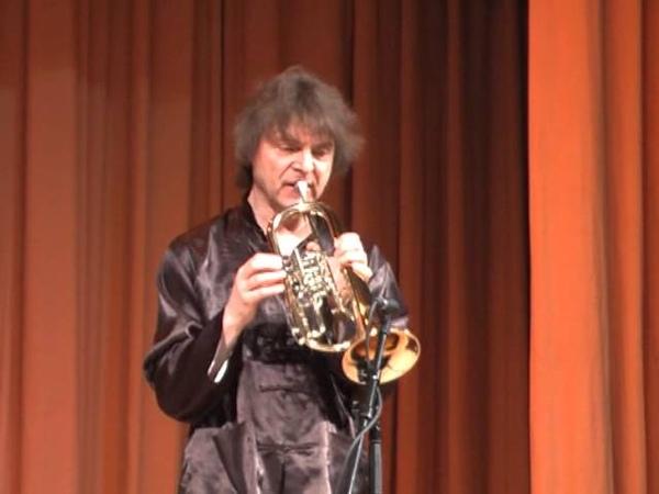 Даниил Крамер и Аркадий Шилклопер - (15) Соло на трубе