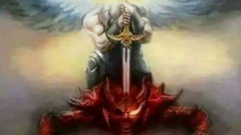 Экзорцизм Демонология Через что входят бесы Как проявляются Способы их выявления и изгнания