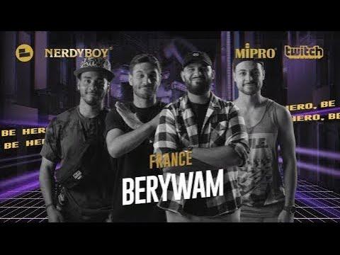 Berywam FR  Asia Beatbox Championship 2019 Judge Showcase