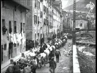 Mussolini's Column (1929)