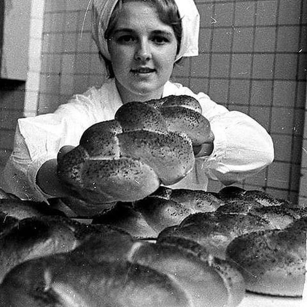 Помните такой хлеб