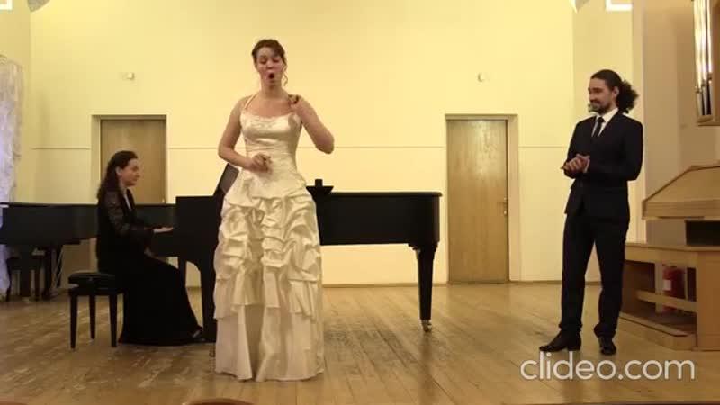 Дуэт Дон Жуана и Церлины (В.А.Моцарт, опера Дон Жуан)