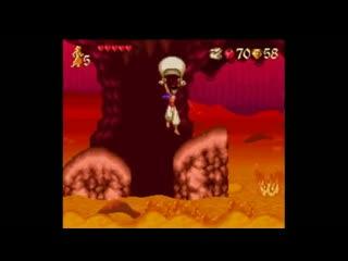 Kraken's Lair Sega vs SNES (Aladdin) + Contra Hard Corps [J]
