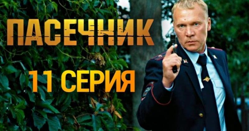 Детективный сериал Пасечник 11 я серия
