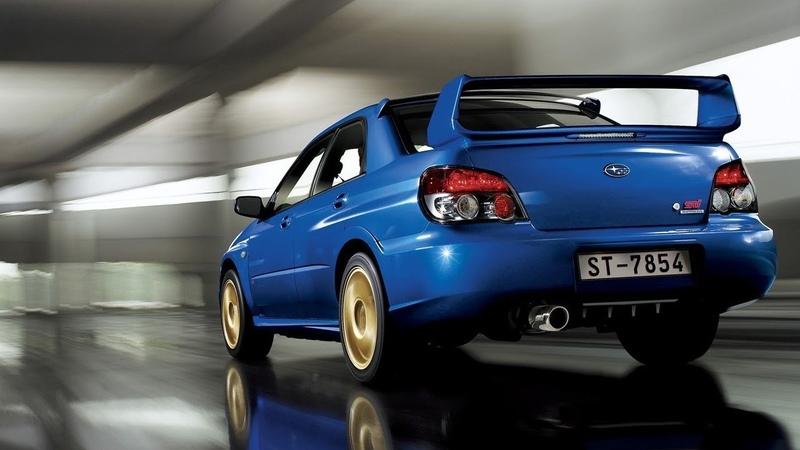 Обзор Subaru Impreza WRX STI 2005 Forza Horizon 4 GFP LET'S PLAY