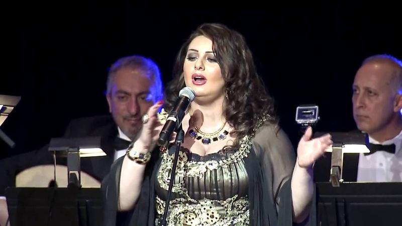 Lama Rah il Sabri Mino Ghada Derbas National Arab Orchestra لما راح الصبر
