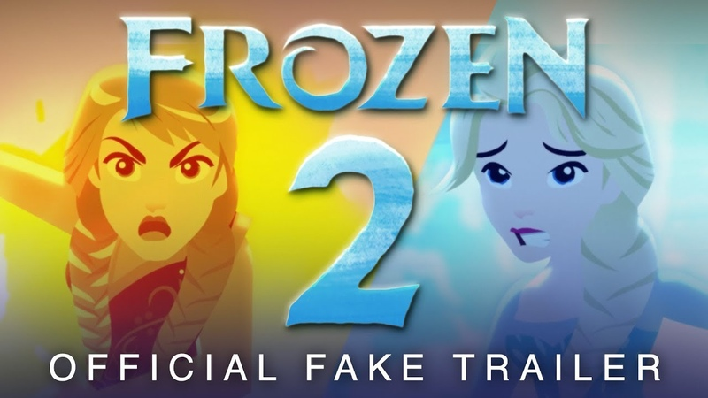 Frozen 2 BURNT Official Fake Trailer