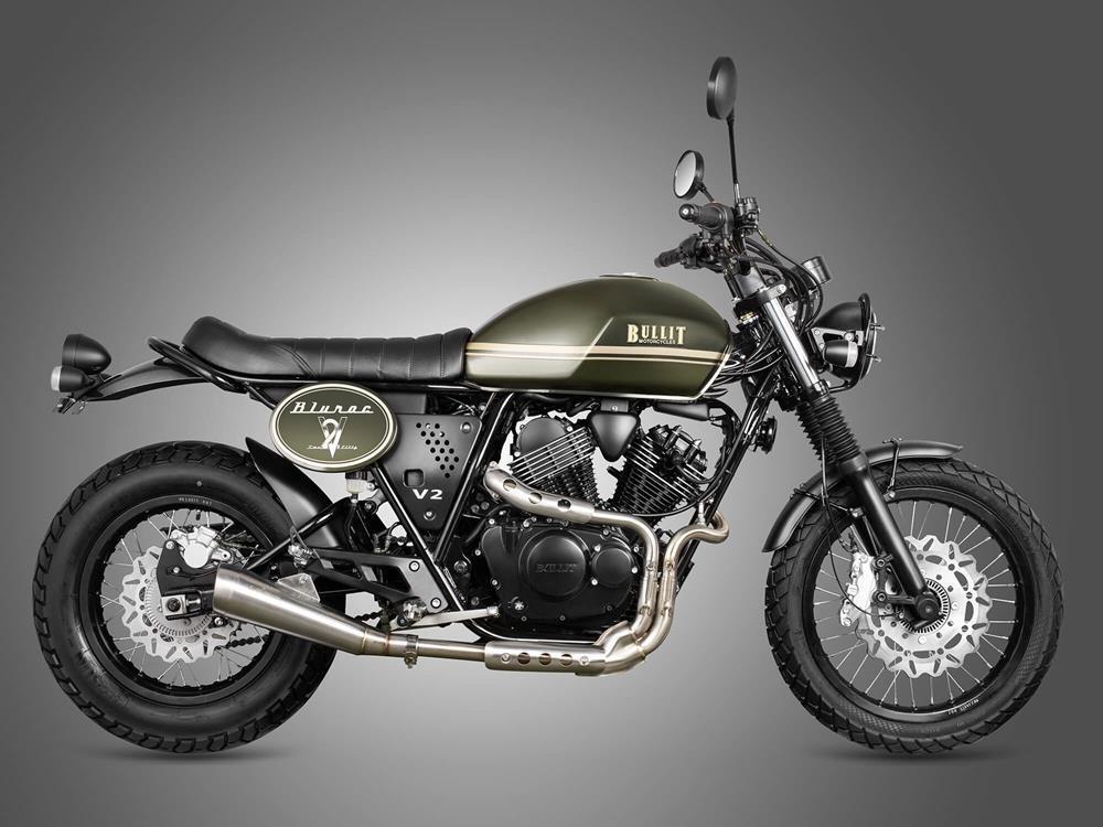 Мотоцикл Bullit Bluroc 250 V2