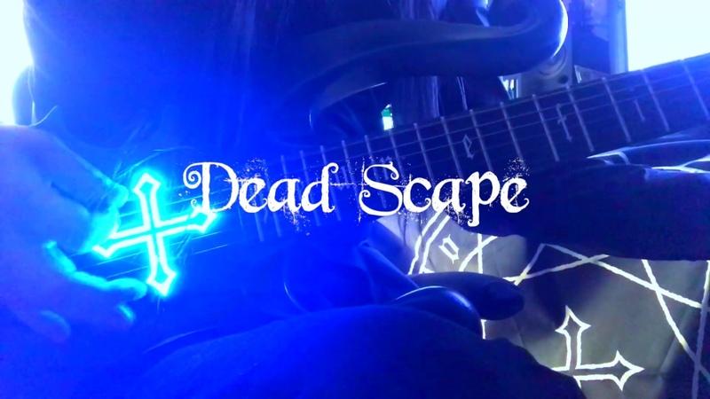 Mana sama plays Dead Scape Mana様本人が弾いてみた。Moi dix Mois Moi meme Moitie MALICE MIZER ギター stayhome