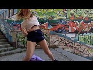 HIP-HOP ШКОЛА А.Т.О.М. Dance танцы в Севастополе для подростков и детей НАСТЯ