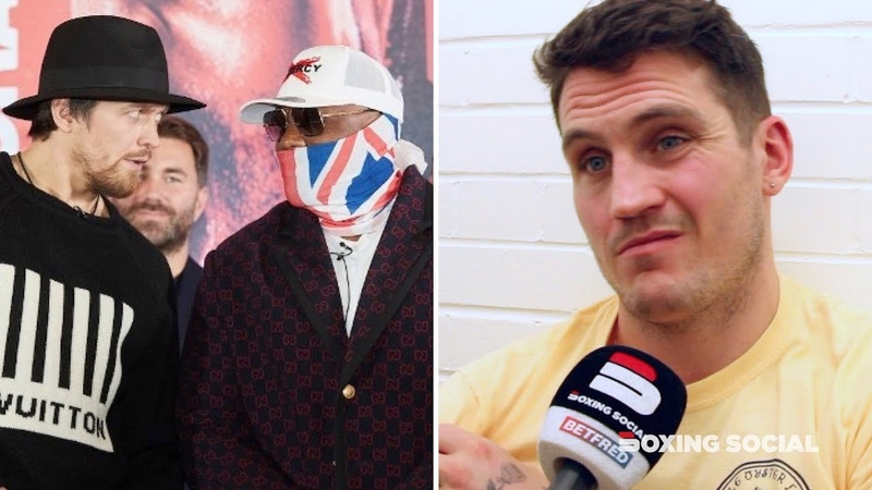 I SEE A ONE SIDED BEATDOWN SHANE McGUIGAN BRUTALLY HONEST ON USYK CHISORA USYK INJURY CONCERNS