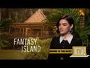 Lucy Hale Talks Fantasy Island Katy Keene and a Pretty Little Liars Reunion