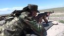 Naxçıvan Qarnizonunda hərbi beşnövçülük üzrə yarışlar keçirilib