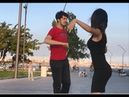 Девушка Танцует По Дружески В Баку Лезгинка 2019 Lezginka Bulvar ALISHKA ELVIN NELYA SHAHIN