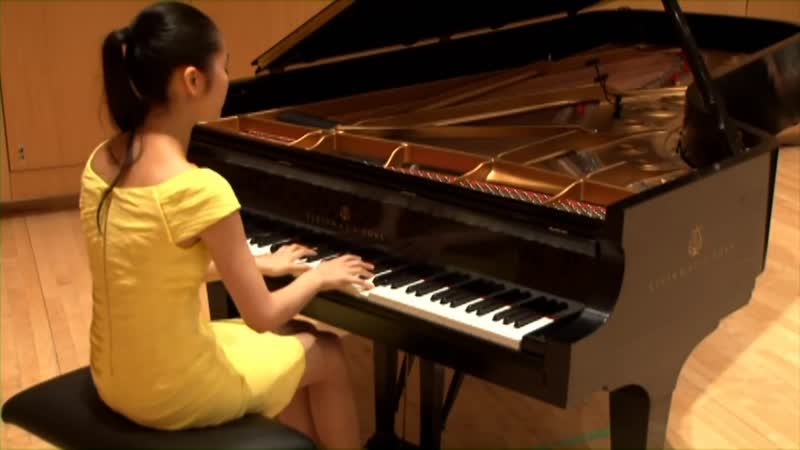 Tiffany Poon plays Chopin Nocturne in E Flat Major Op 9 No 2