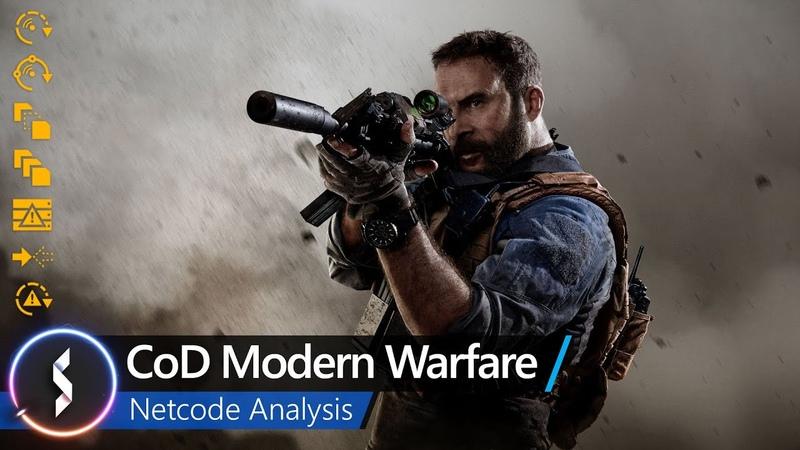 CoD Modern Warfare Netcode Analysis