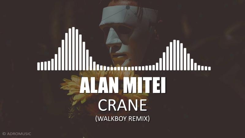 Alan Mitei - Crane (Walkboy Remix)   Melodic Deep House Techno Music